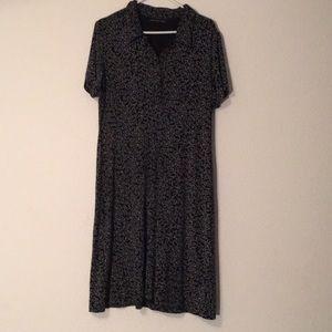 Long Floral Dress (XL)